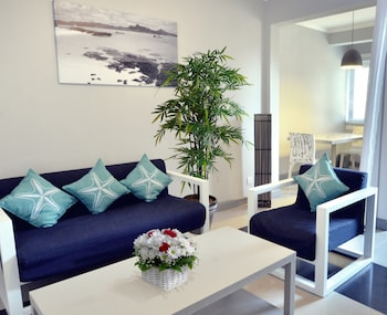 模里西斯海邊別墅飯店