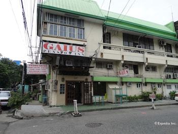 Gaius Pension Inn Manila Featured Image