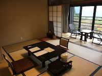 Japanese-Style Room with Shared Bathroom smoking check-in time until 18:00