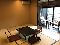 Japanese-Style Room with Open-Air Bath smoking check-in time until 18:00