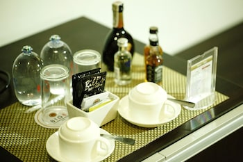 Big 8 Corporate Hotel Davao Minibar