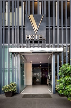 V Hotel Exterior