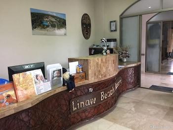 Linaw Beach Resort Bohol Reception