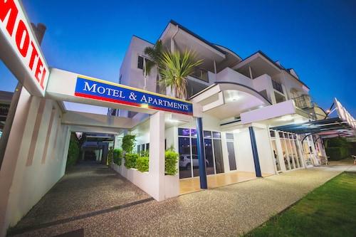 四海汽車旅館及服務式公寓