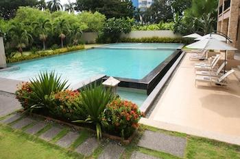 Coralpoint Gardens Cebu Porch