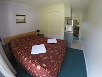 Basic Double Room, 1 Queen Bed, Kitchen, Mountainside