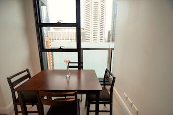 Apartments Melbourne Domain - CBD Paris End
