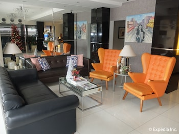 Apollonia Royale Hotel Clark Hotel Interior