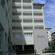 芭達雅海灘皇冠飯店