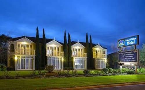 貝斯特韋斯特殖民鄉村汽車旅館