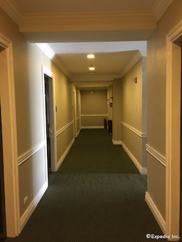 The Metrocentre Hotel and Convention Center Bohol Hallway