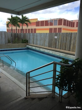 The Metrocentre Hotel and Convention Center Bohol Outdoor Pool