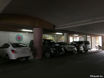 The Metrocentre Hotel and Convention Center Bohol Parking