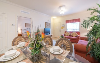 Lucaya Resort by FunQuest Vacation - Kissimmee, FL 34746 - Living Area