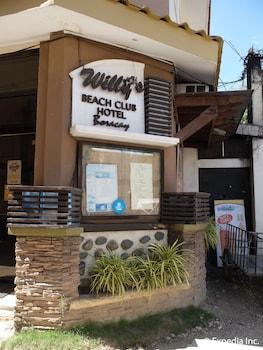 Willy's Beach Hotel Boracay Hotel Entrance