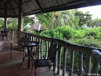 Panglao Island Nature Resort & Spa Balcony