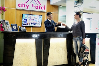 HotelCity Hotel Bishkek