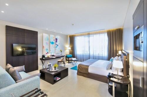 杜哈沙丘公寓飯店