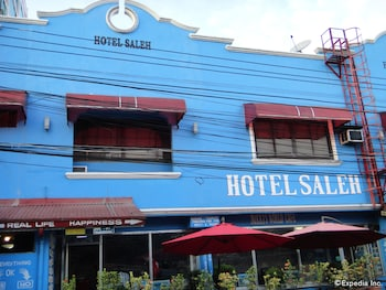 Hotel Saleh Clark Hotel Front