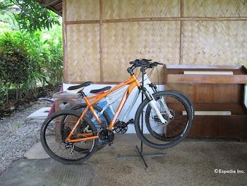 Coco Beach Island Resort Mindoro Bicycling