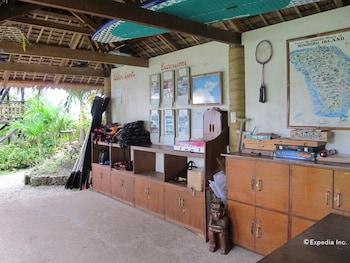 Coco Beach Island Resort Mindoro Equipment Storage