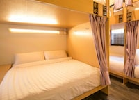 Superior Double Bed - Female Dorm