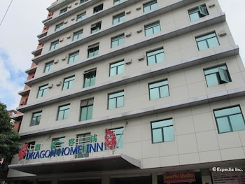 Dragon Home Inn Cebu Hotel Front