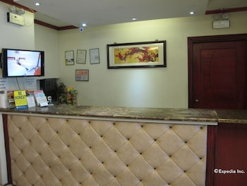 Dragon Home Inn Cebu Reception