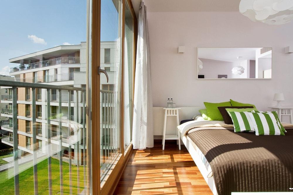Wawel Plaza Luxury Apartments by Amstra