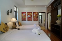 3 Bedroom Private Pool Villas