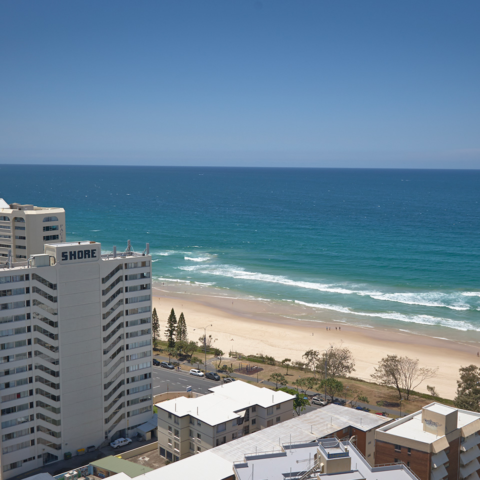 Justin Bieber Makes His Mark On The Gold Coast