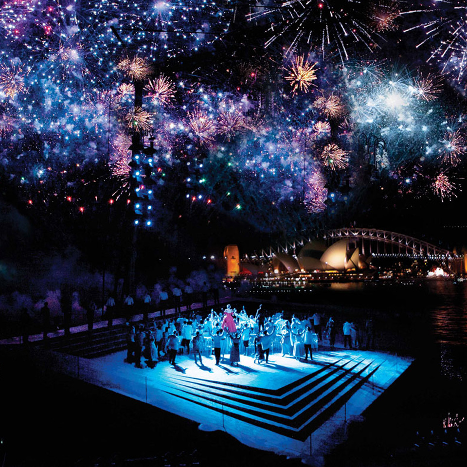 Handa Opera on Sydney Harbour