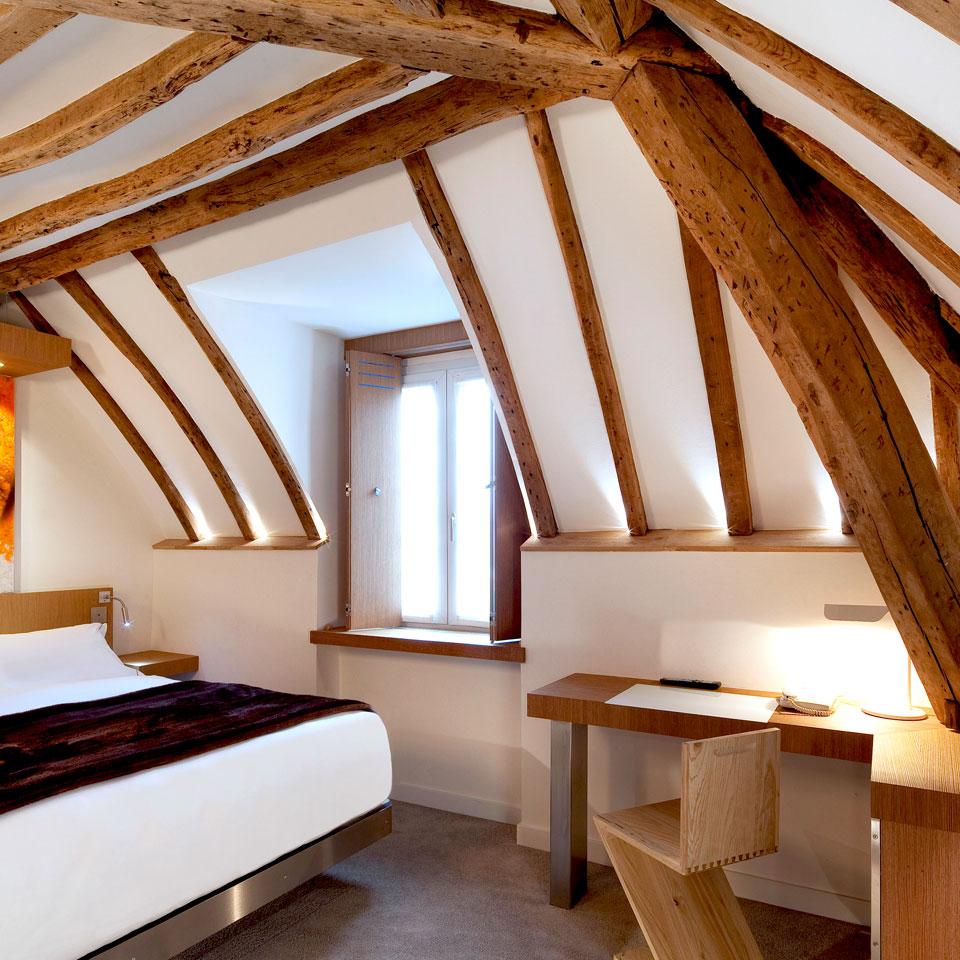 Bedroom Select Hotel - Reve Gauche
