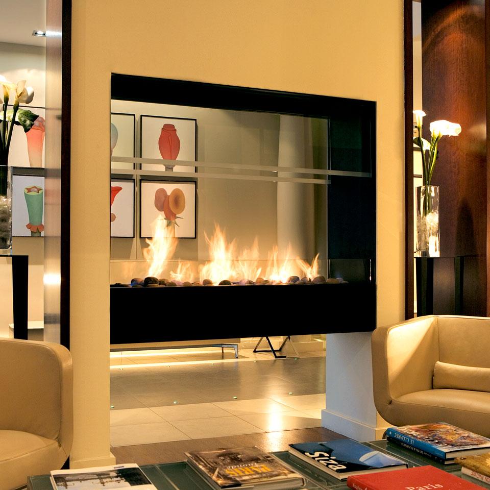 Fireplace Select Hotel - Reve Gauche