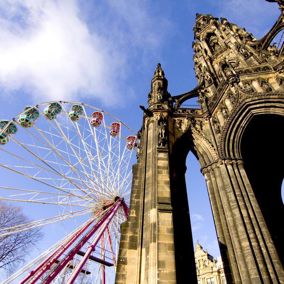 Edinburgh Ferris Wheel