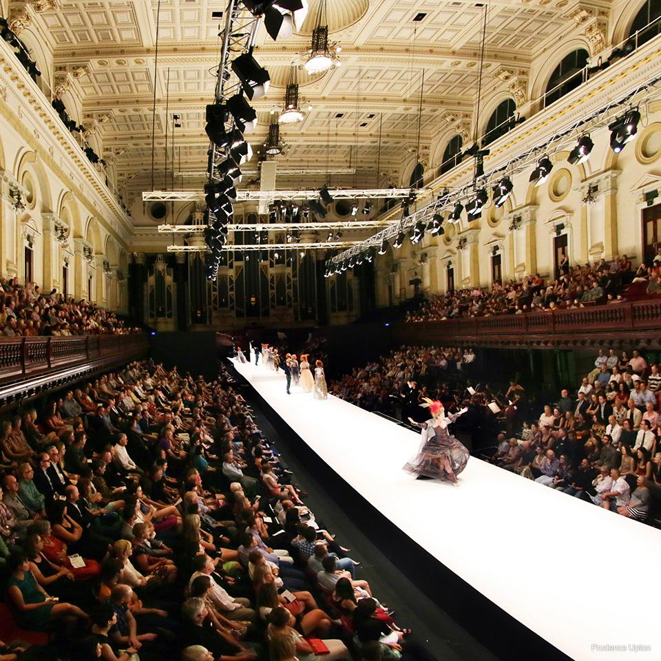 Sydney Festival Semele Walk by Prudence Upton