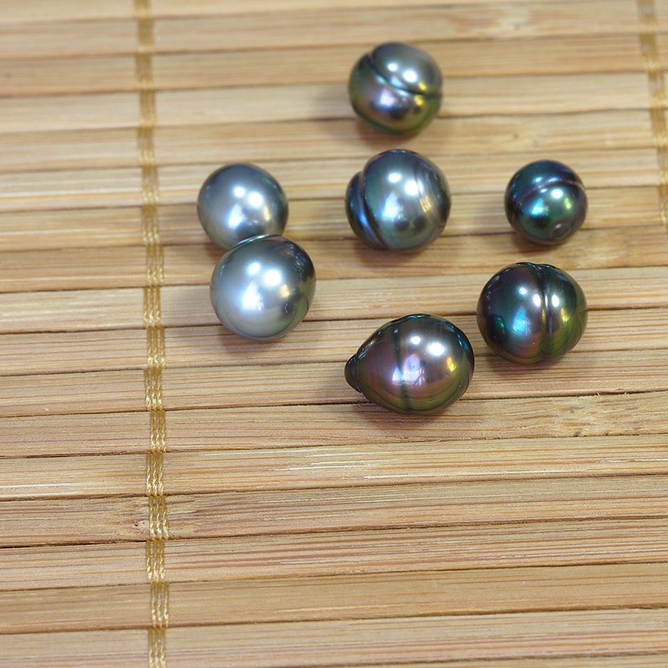 Thaitian black pearls