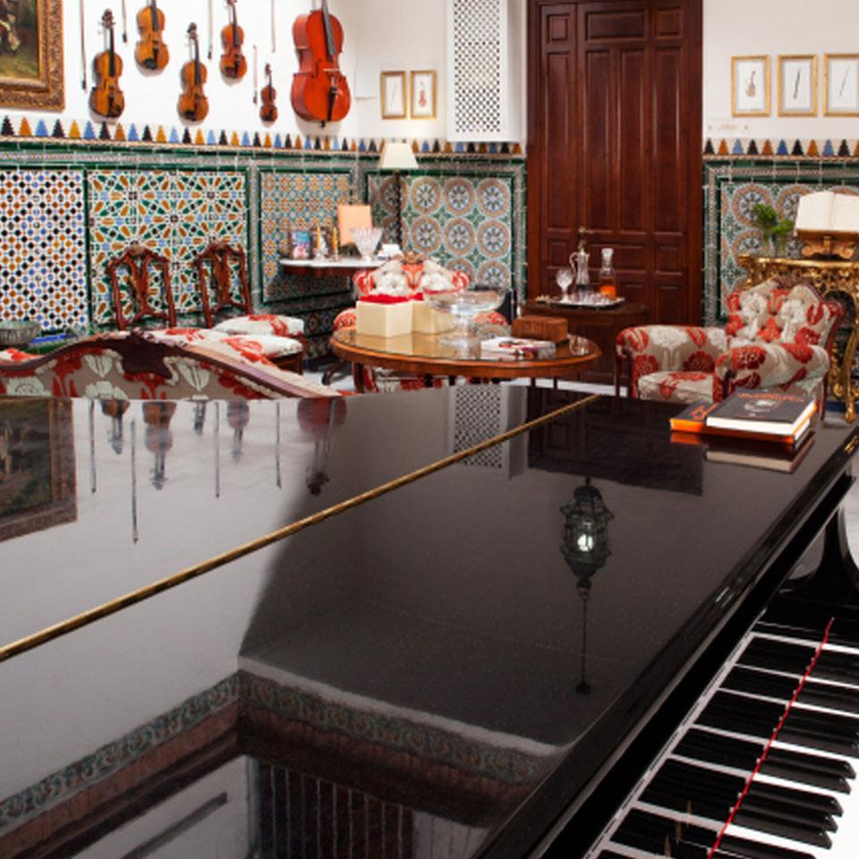 Historic Hotel Armadeus Seville, Spain