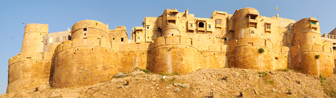 Jaisalmer Family Travel