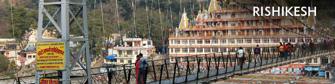 Weekend Trips to Rishikesh
