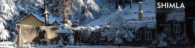 Weekend Trips to Shimla
