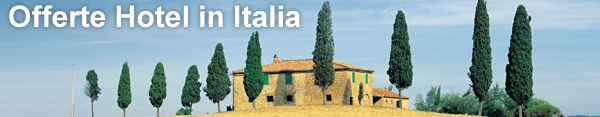 Offerte Hotel in Italia