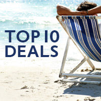 Top 10 Deals on Expedia