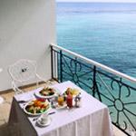Caribbean balcony