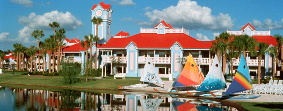 Walt Disney World&#174; Resorts Hotels