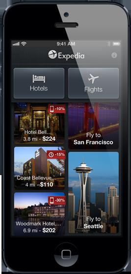 travel apps best hotel flight booking apps for your. Black Bedroom Furniture Sets. Home Design Ideas