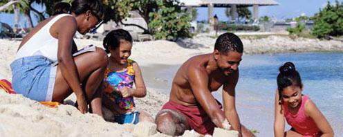 trip ideas family caribbean
