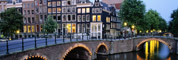 Go to Amsterdam, Netherlands!