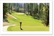 Golf and spa hotels