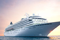 Picture from Luxury Crystal Cruises